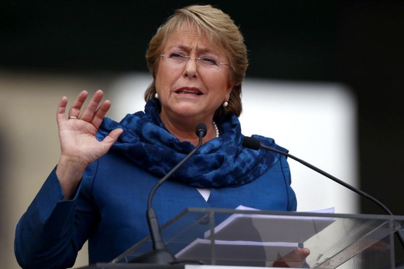Bà Michelle Bachelet vừa là Tổng tống vừa là nhà hoạt động nữ quyền mạnh mẽ.