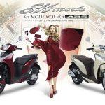 Honda Việt Nam ra mắt Sh và Sh mode mới