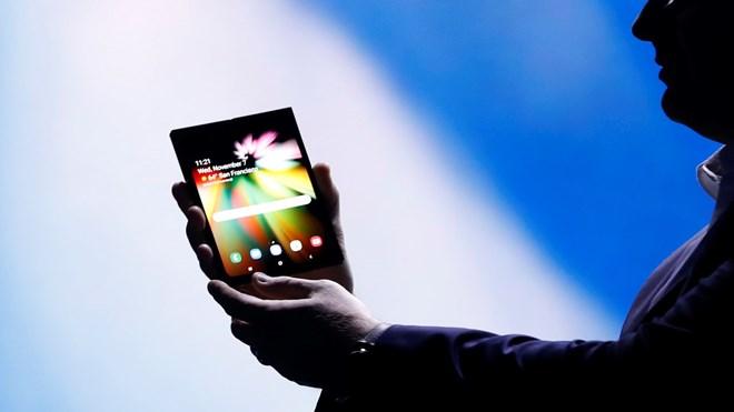 Mẫu điện thoại màn hình gập của Samsung sẽ có giá bao nhiêu?