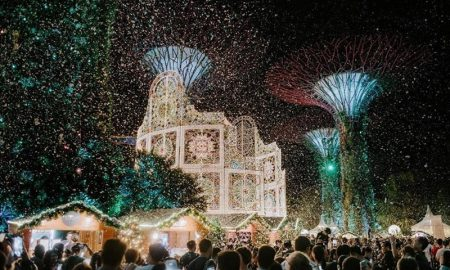 Singapore là điểm đến hấp dẫn dịp cuối năm vì 5 lý do này!