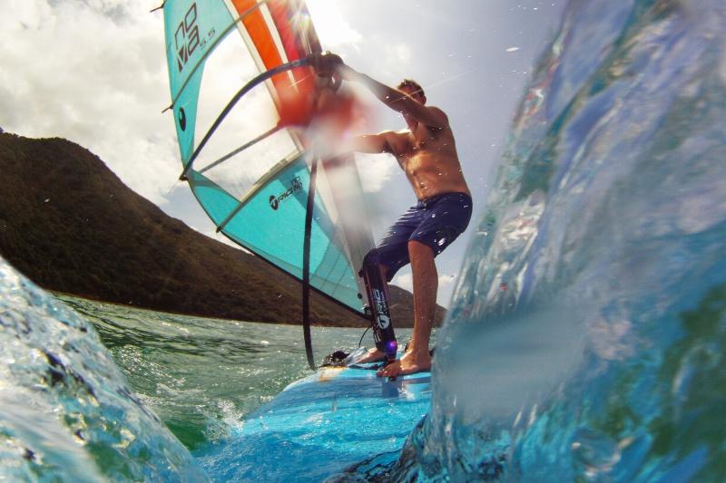 Hoạt động thể thao dưới nước tại Six Senses Côn Đảo.