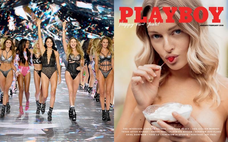 Kỷ nguyên 4.0 khiến Victoria's Secret, Playboy ngày càng điêu đứng