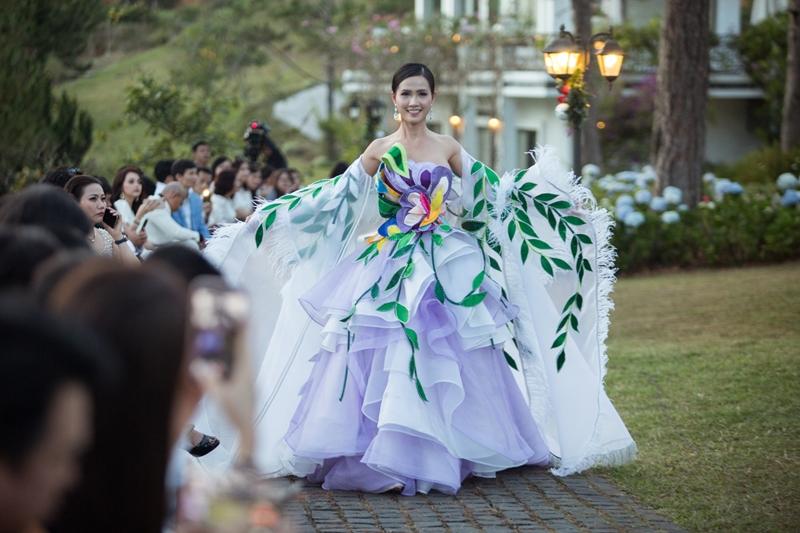 AMI Fashion 2018: Nơi thời trang và âm nhạc hội tụ