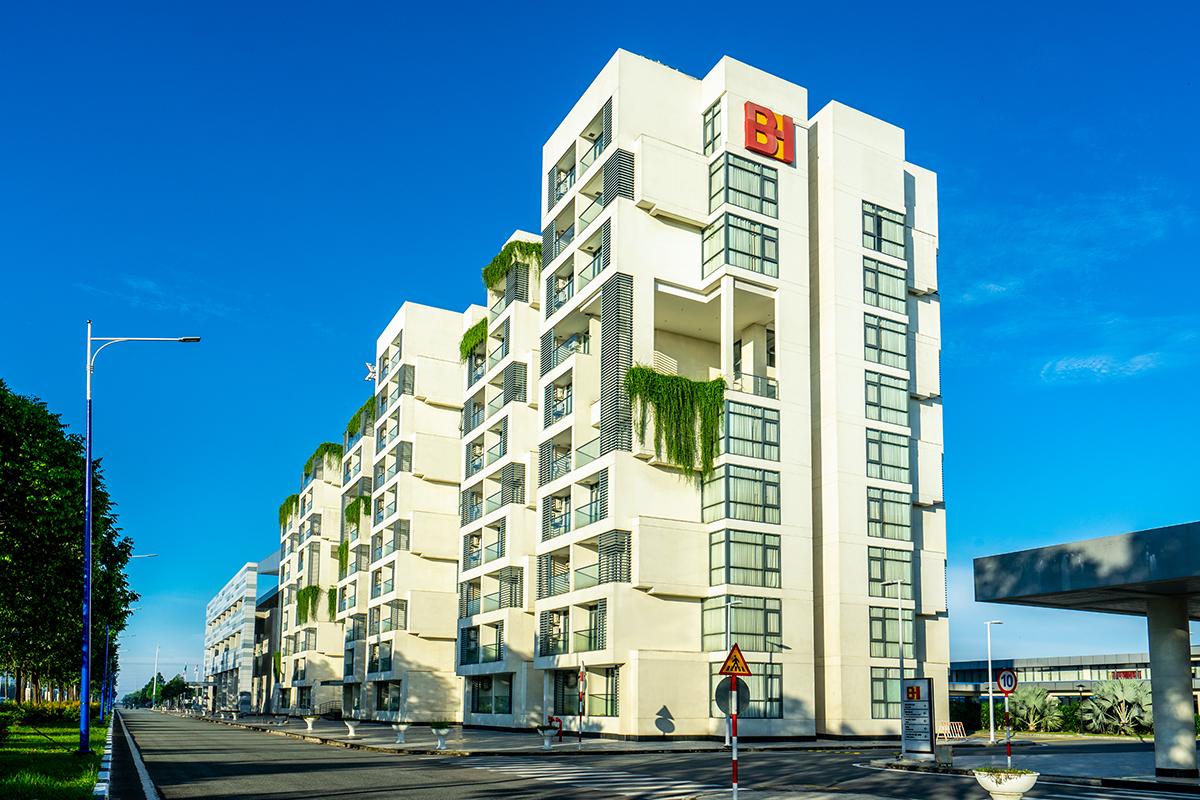 Becamex Hotel New City – Khách sạn sang trọng dành cho doanh nhân tại Bình Dương