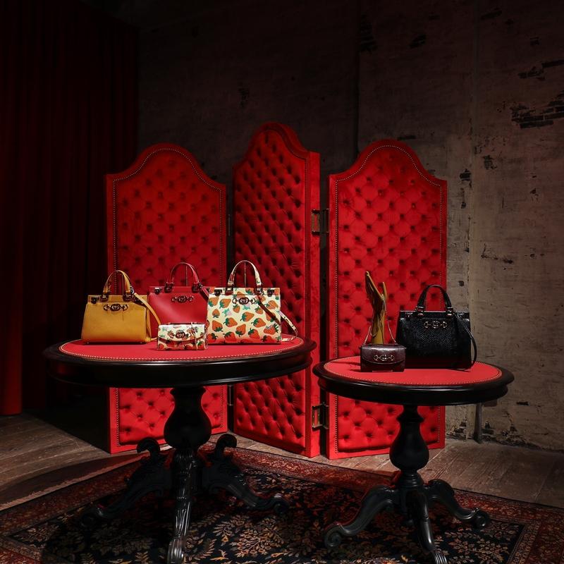 Những chiếc túi xách Gucci Zumi mới, là phụ kiện chính trong BST Xuân Hè 2019 của Gucci.