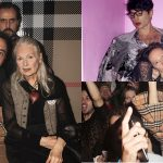 Ezra Miller tô son đỏ chót dự tiệc của Burberry và Vivienne Westwood tại London