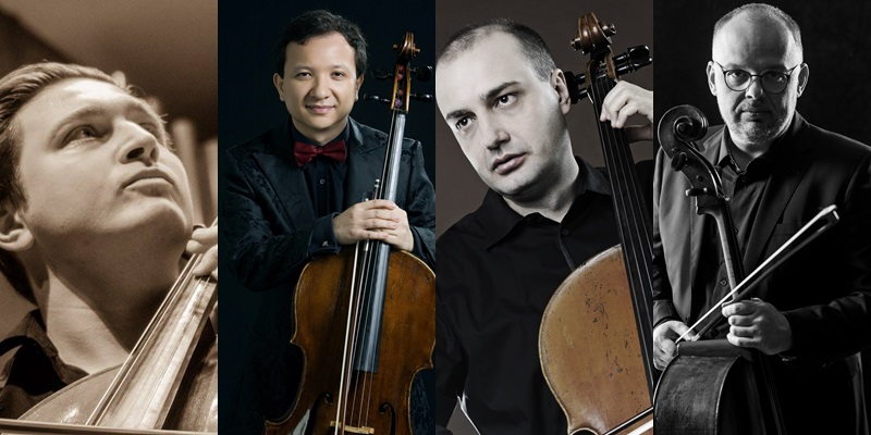 Các nghệ sĩ góp mặt trong đêm nhạc lần này, bao gồm: Stefan Cazacu, Chu Yi-Bing, Denis Severin, Mindaugas