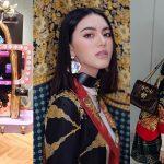 """""""Ma nữ"""" Mai Davikah """"hút hồn"""" người hâm mộ tại buổi tiệc Gucci Gothic ở Bangkok"""