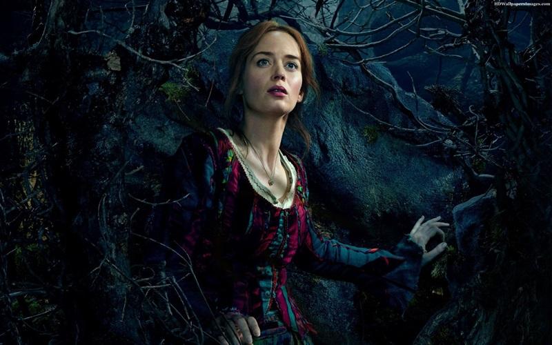 """Emily Blunt khẳng định tài năng của mình khi được đạo diễn """"Into The Wood"""" chọn mặt gửi vàng."""