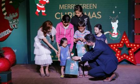 Innisfree Merry Green Christmas 2018: Đong đầy trái tim bằng yêu thương và sẻ chia