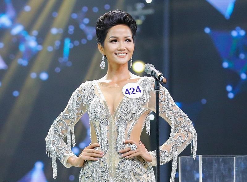 Cuối cùng thì H'Hen Niê cũng làm nên kỳ tích tại Miss Universe 2018