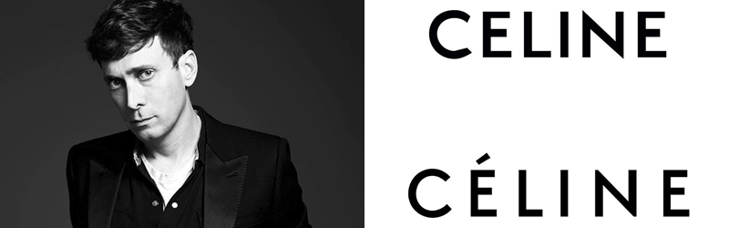 Hedi Slimane thay đổi Céline thành Celine.