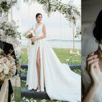 Hoa hậu Hoàn vũ Thái Lan – Farung Yuthithum cuốn hút trong váy cưới do NTK Đỗ Mạnh Cường thiết kế