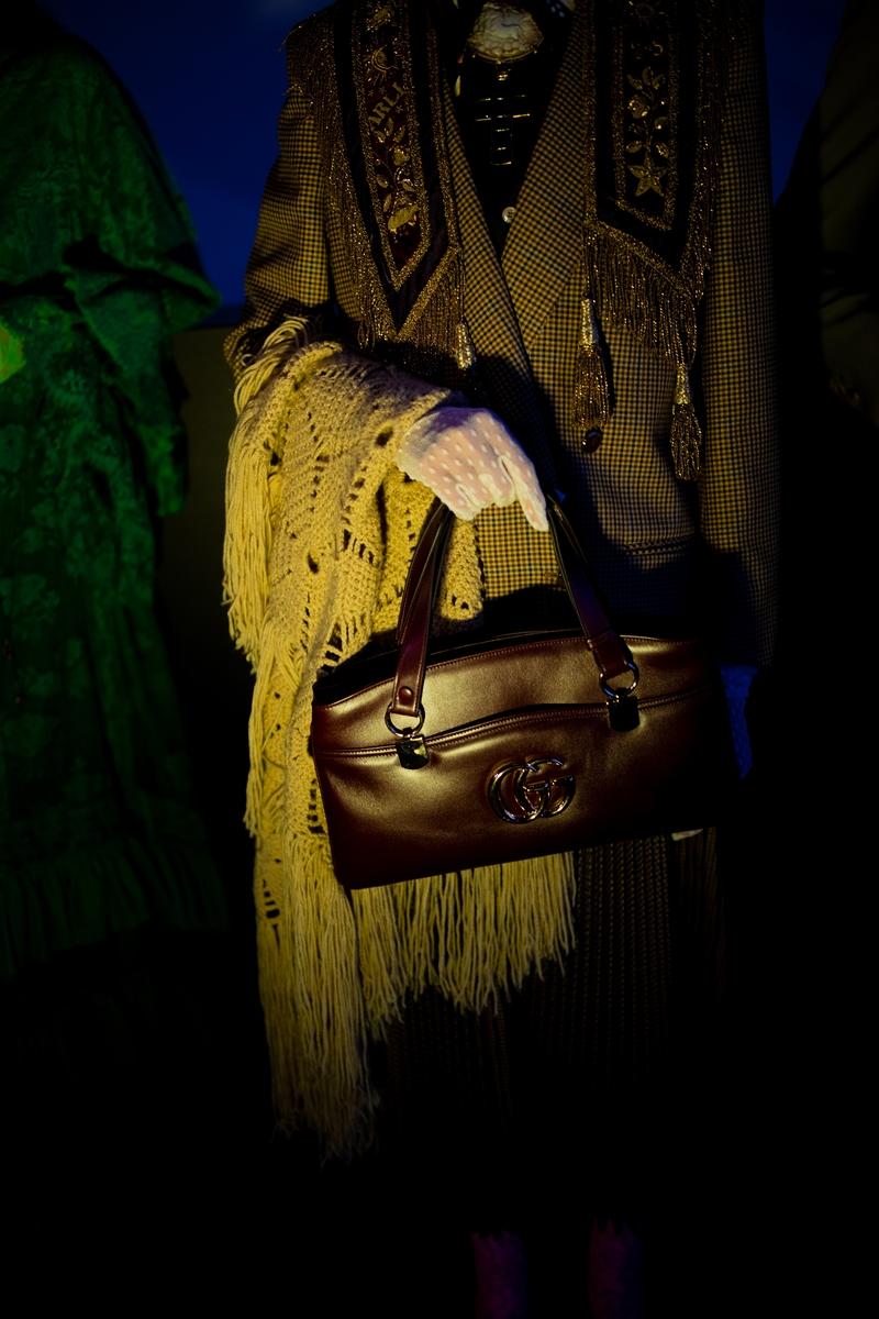 Túi Arli là thiết kế túi xách mới nhất của Gucci được ra mắt trong BST Cruise 2019.