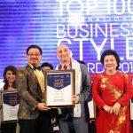 """""""Người tiên phong"""" sẽ là chủ đề trong lễ vinh danh """"Top 100 Phong cách doanh nhân Quốc tế"""" 2018– 2019"""