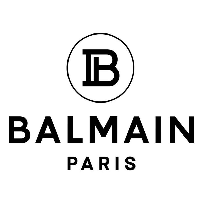 Logo mới của Balmain