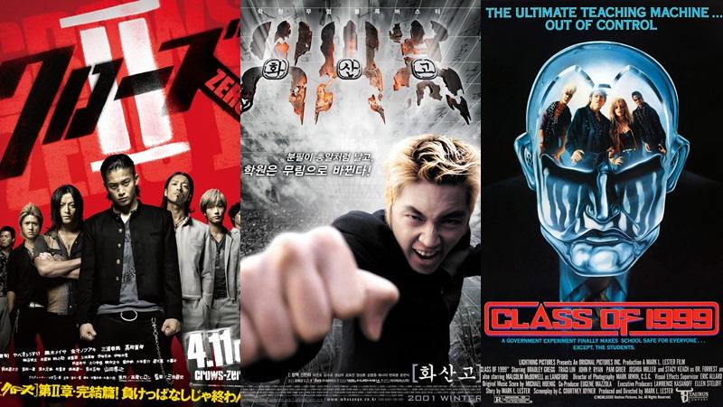 Những bộ phim bạo lực học đường gây ám ảnh