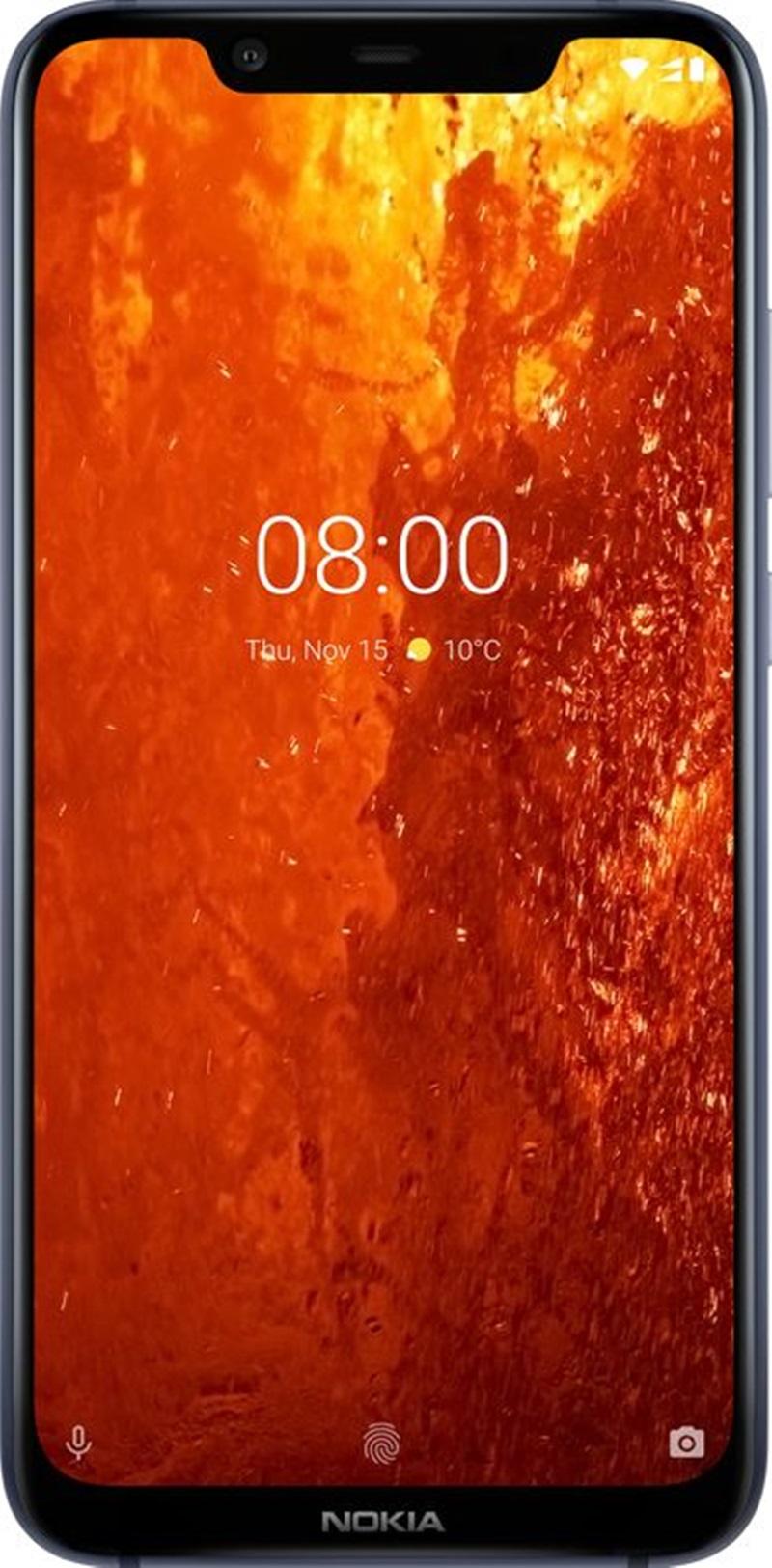 Nokia 8.1 giúp người dùng thoả sức sáng tạo, bắt trọn mọi khoảnh khắc đẹp đáng lưu giữ khi máy được vận hành với hệ điều hành Android 9 Pie mới nhất cùng với một pin 3500mAh.