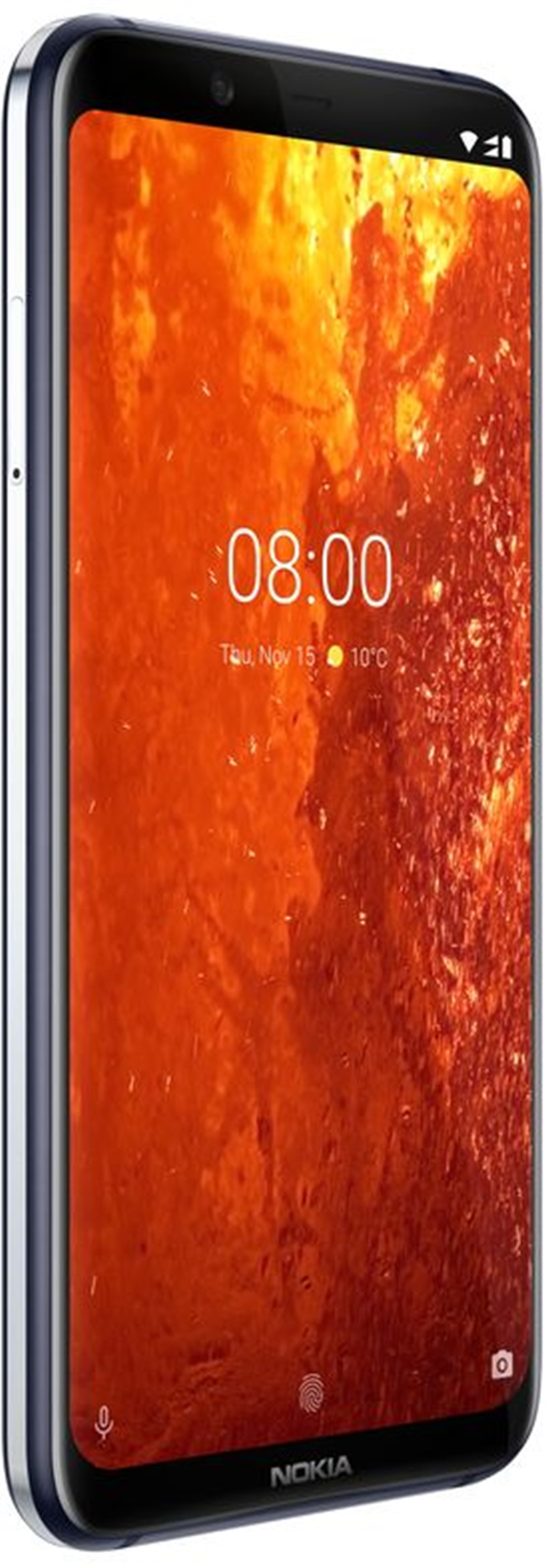"""""""Cứng cáp"""" và """"bóng bẩy"""" là từ mà các nhà bình luận và chuyên về phân tích công nghệ dùng để miêu tả Nokia 8.1 từ trong ra ngoài."""