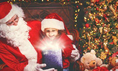 Mẹ ơi, ông già Noel là ai?