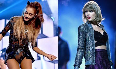 """Ariana Grande sẽ đánh bật Taylor Swift để giành ngôi """"Nữ hoàng âm nhạc"""" tiếp theo?"""