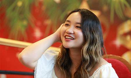 Thần đồng âm nhạc Phương Vi biểu diễn cùng dàn nhạc giao hưởng Việt Nam