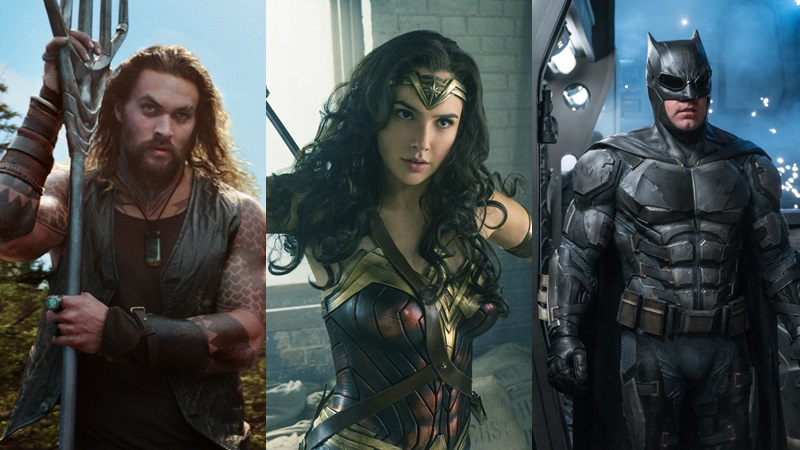 """""""Vũ trụ điện ảnh DC""""  khuynh đảo màn ảnh rộng 2019 với những """"bom tấn"""" đáng mong đợi"""