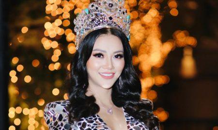 """Hoa hậu Trái đất 2018 Phương Khánh: """"Em không mua giải và luôn nhớ ơn người nâng đỡ mình"""""""