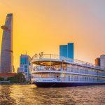 5 điều không thể bỏ qua của du thuyền nhà hàng Fine Dining duy nhất tại Sài Gòn