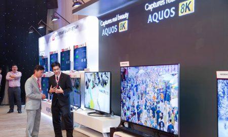 Đánh dấu 10 năm có mặt tại Việt Nam, Sharp tung loạt sản phẩm công nghệ mới đỉnh cao