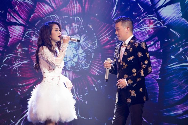 Đàm Vĩnh Hưng góp mặt trong minishow đầu tiên của học trò Thu Hằng
