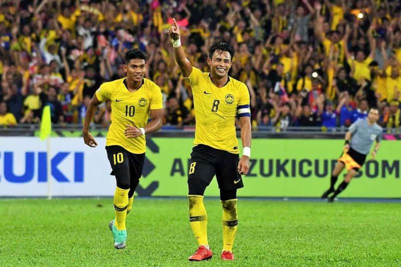 Zaquan Adha, thủ quân Malaysia. (Nguồn: AFF)