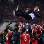 Những khoảnh khắc tuyệt vời khi Việt Nam vô địch AFF Cup 2018