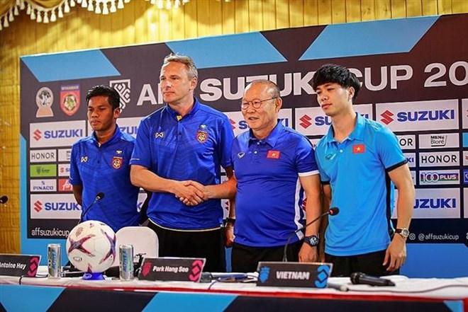 AFF Suzuki Cup 2018: Dấu ấn của những huấn luyện viên ngoại
