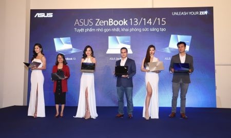 Tiêu chuẩn của laptop siêu di động đã thay đổi khi Asus giới thiệu loạt ZenBook mới