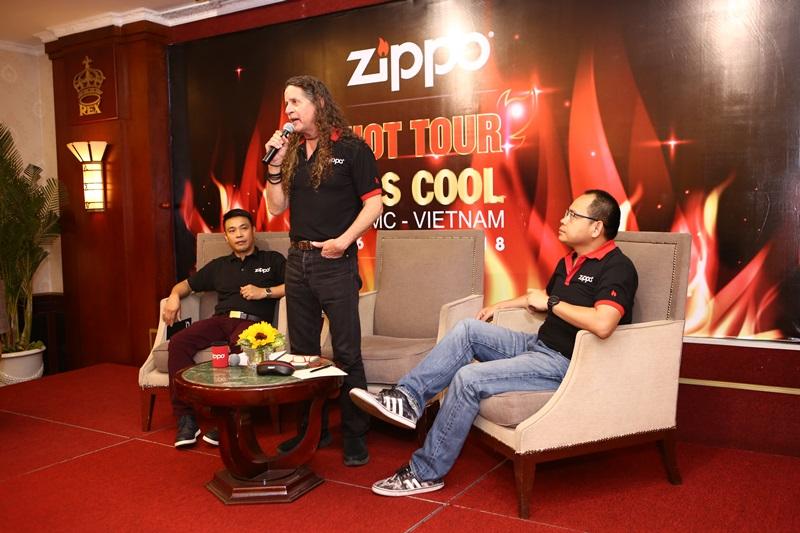 Zippo Hot Tour