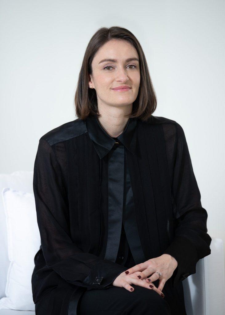 Bà Armelle Souraud, Giám đốc truyền thông công nghệ của Chanel toàn cầu
