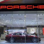 Không gian trưng bày đặc biệt của Porsche tại Hà Nội