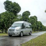 Ford công bố giá mới cho Transit và gia hạn gói bảo hành lên 5 năm
