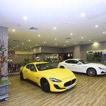 Maserati giới thiệu khu trưng bày đặc biệt tại Vincom Metropolis Hà Nội