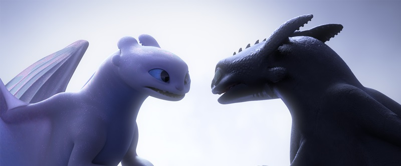 Nhưng giờ đây tình yêu đích thực của Toothless đã xuất hiện.