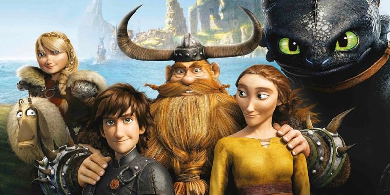 Những nhân vật trong phim đều được lồng tiếng bởi các ngôi sao hàng đầu Hollywood hiện nay.