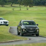 Hyundai Santa Fe 2019 mới đầy ắp công nghệ và tiện ích cùng giá bán hấp dẫn