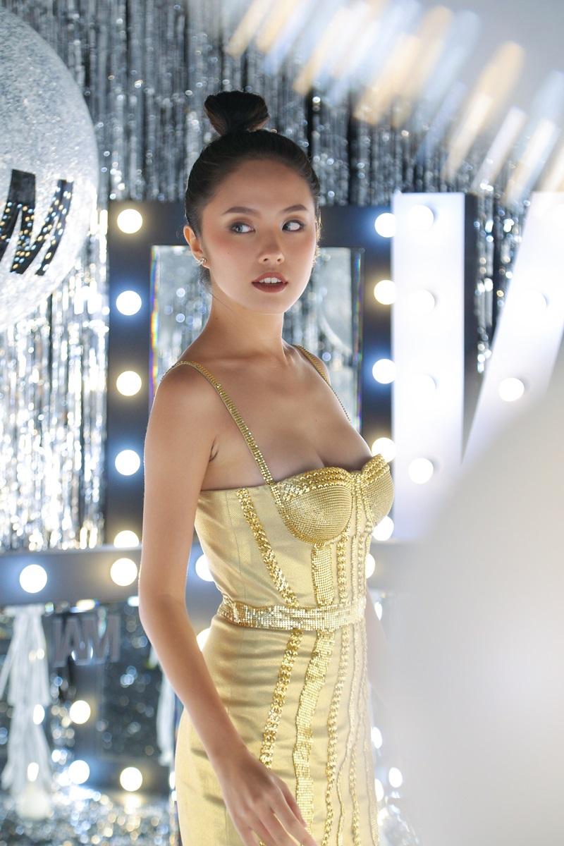 Người mẫu Rima Thanh Vy