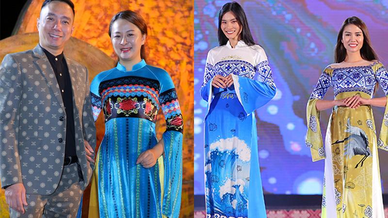 Nhà thiết kế dân tộc Tày gây ấn tượng tại Lễ hội văn hoá thổ cẩm Việt Nam