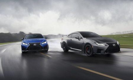Lexus giới thiệu RC F 2020 và RC F Track Edition mới