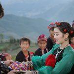 Thái Thuỳ Linh gây tranh cãi khi cho con gái quay MV cover nhạc người lớn