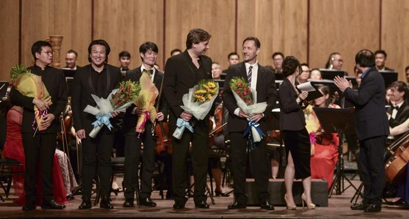"""Buổi hòa nhạc """"Once Upon a Spring - The Very Best of Tchaikovsky"""" đã đem lại một trải nghiệm âm nhạc đặc sắc cho khán giả."""