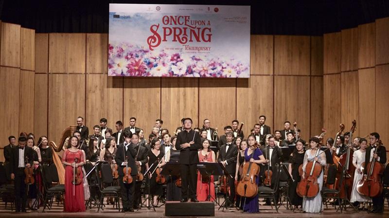 Dàn nhạc giao hưởng trẻ Sài Gòn SPYO mang đến hi vọng mới cho nhạc cổ điển Việt Nam