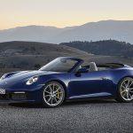 Porsche ra mắt phiên bản mui trần 911 Cabriolet mới